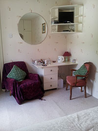 Pendle Bed and Breakfast Double Room