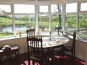Cobden Farm B and B Breakfast Room