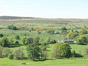 Cobden Farm B and B Pendle