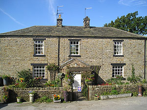 Cobden Farm Forest of Bowland Bed and Breakfast